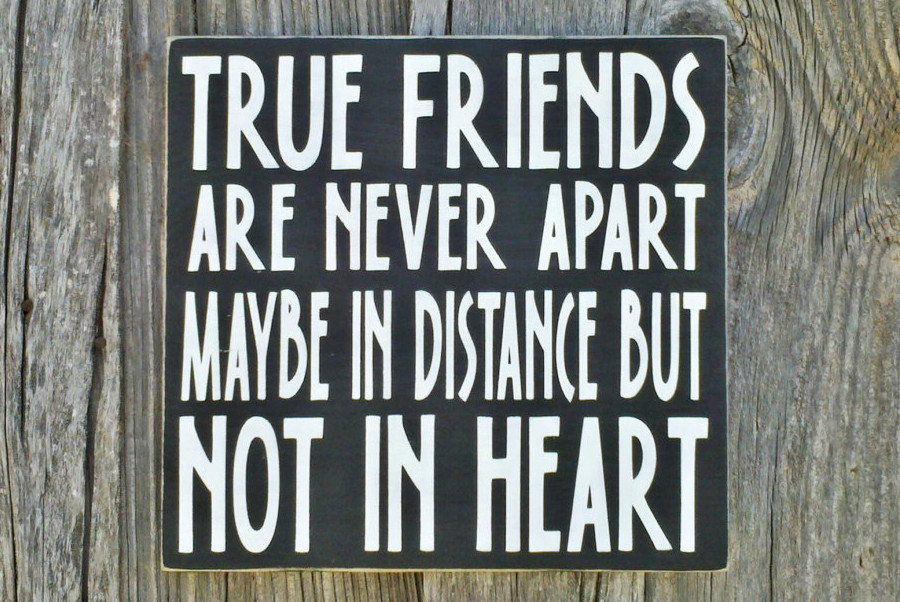 true-friends-are-never-apart